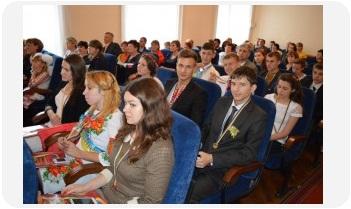 У залі зібралися найкращі учні району